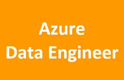 Azure Data Engineeer Training